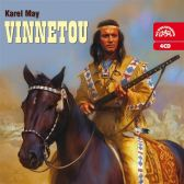 Karel May: Vinnetou Komplet box 4CD