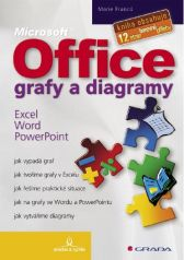 Marie Franců: Office - grafy a diagramy