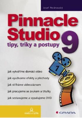Josef Pecinovský: Pinnacle Studio 9