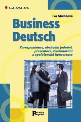 Iva Michňová: Business Deutsch