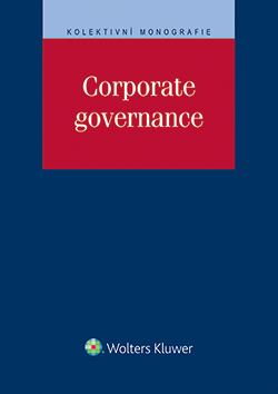 Daniel Borsík: Corporate governance