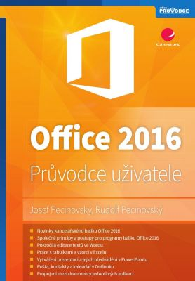 Josef Pecinovský: Office 2016