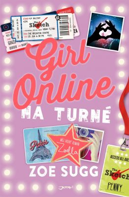 Zoe Sugg: Girl Online: Na turné