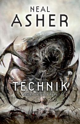 Neal Asher: Technik