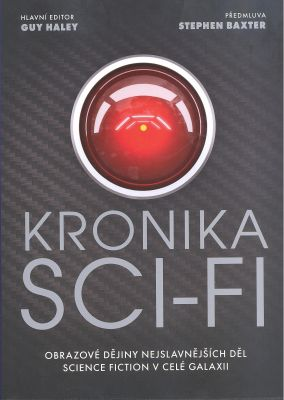 Guy Haley: Kronika sci - fi