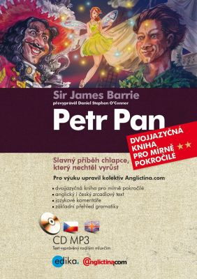 James Barrie: Petr Pan