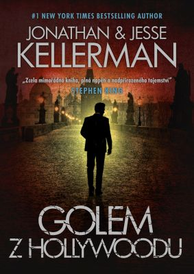 Jesse Kellerman: Golem z Hollywoodu