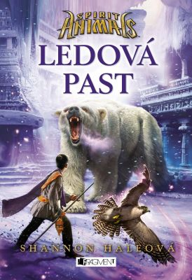 Shannon Haleová: Spirit Animals – Ledová past