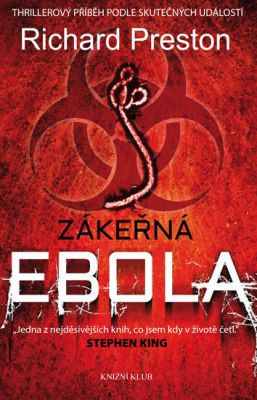 Richard Preston: Zákeřná ebola