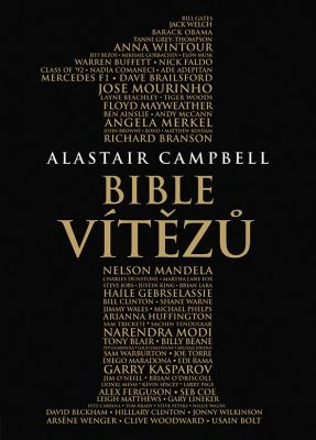 Alastair Campbell: Bible vítězů