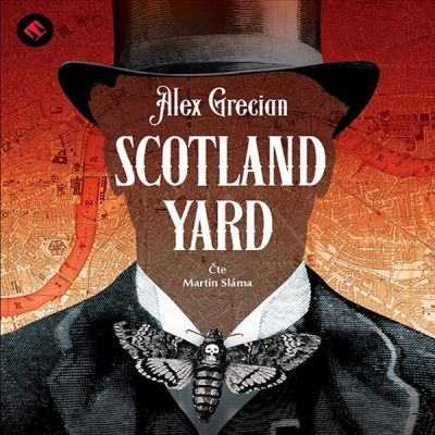 Alex Grecian: Scotland Yard