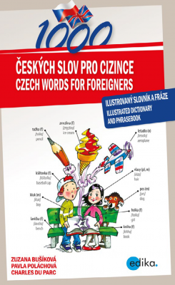 Pavla Poláchová: 1000 Czech Words for Foreigners