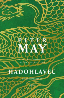 Peter May: Hadohlavec