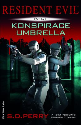 S. D. Perry: Konspirace Umbrella