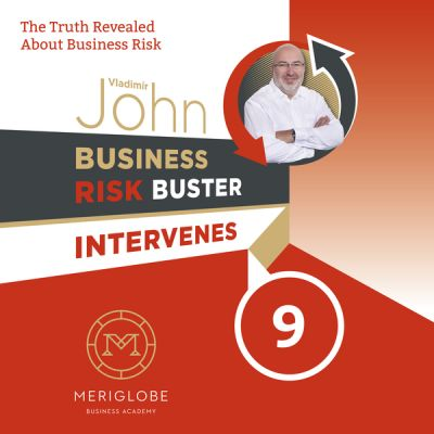 John Vladimír: Business Risk Buster Intervenes 9