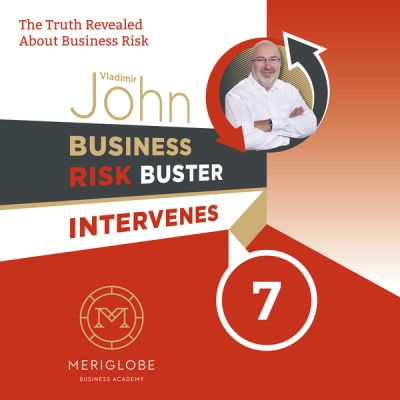 John Vladimír: Business Risk Buster Intervenes 7