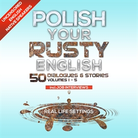 Různí autoři: Polish Your Rusty English