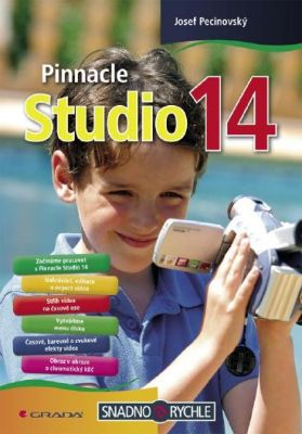 Josef Pecinovský: Pinnacle Studio 14