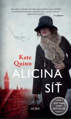 Kate Quinn: Alicina síť