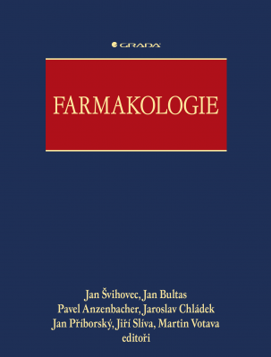 Jan Švihovec: Farmakologie