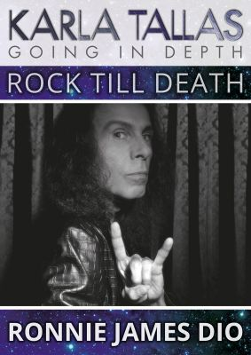 Karla Tallas: Ronnie James Dio - Rock Till Death (EN)