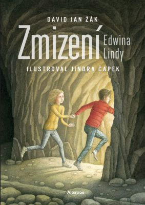 David Jan Žák: Zmizení Edwina Lindy