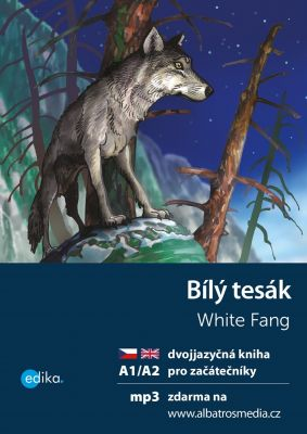 Jack London: Bílý tesák A1/A2