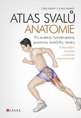 John Sharkey: Atlas svalů - anatomie