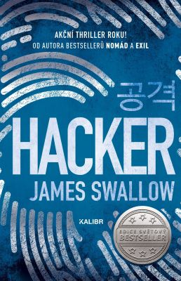 James Swallow: Hacker (Nomád 3)