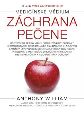 Anthony William: Záchrana pečene