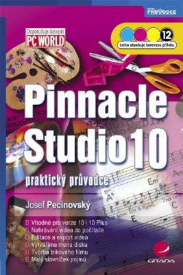 Josef Pecinovský: Pinnacle Studio 10