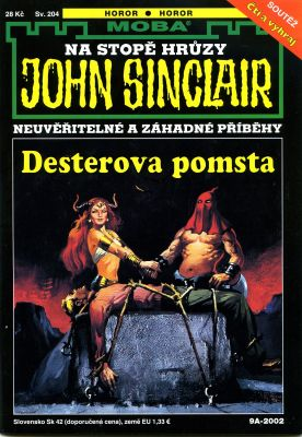 Jason Dark: Desterova pomsta