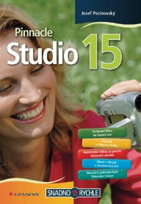Josef Pecinovský: Pinnacle Studio 15