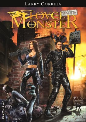 Larry Correia: Lovci monster: Vendeta