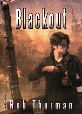 Rob Thurman: Blackout