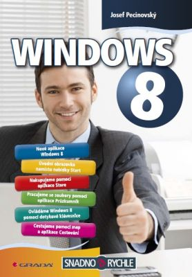 Josef Pecinovský: Windows 8