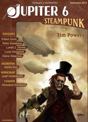 Rogerbooks: Jupiter 6 - Steampunk