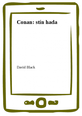 David Black: Conan: stín hada