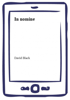 David Black: In nomine