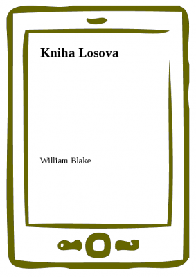 William Blake: Kniha Losova