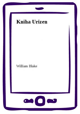 William Blake: Kniha Urizen