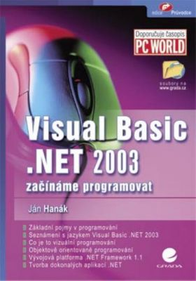 Ján Hanák: Visual Basic.NET 2003