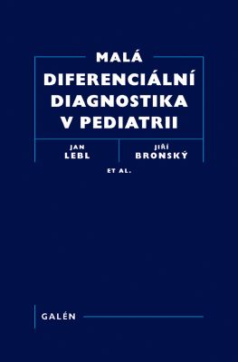 at al: Malá diferenciální diagnostika v pediatrii