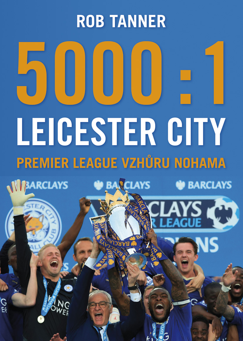 5000 : 1 Leicester City