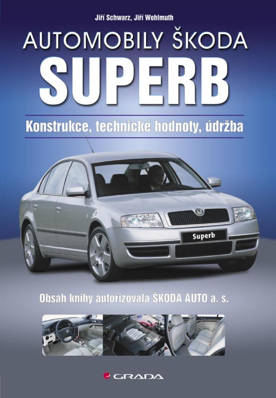 Automobily Škoda Superb